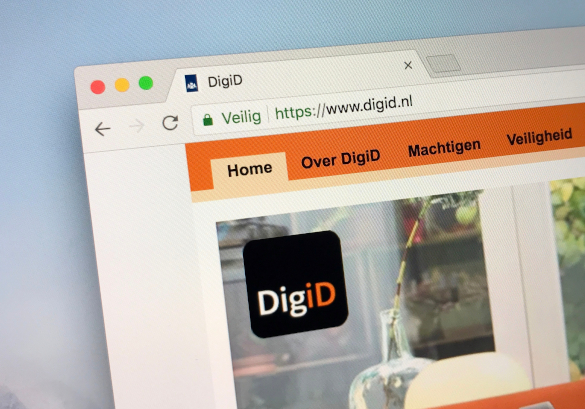 DigiD Machtigen