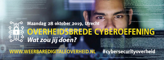 Banner cyberoefening