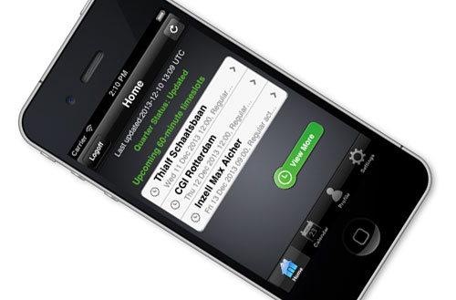 WADA Whereabouts app NL