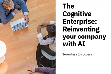 white paper cognitive enterprise IBM